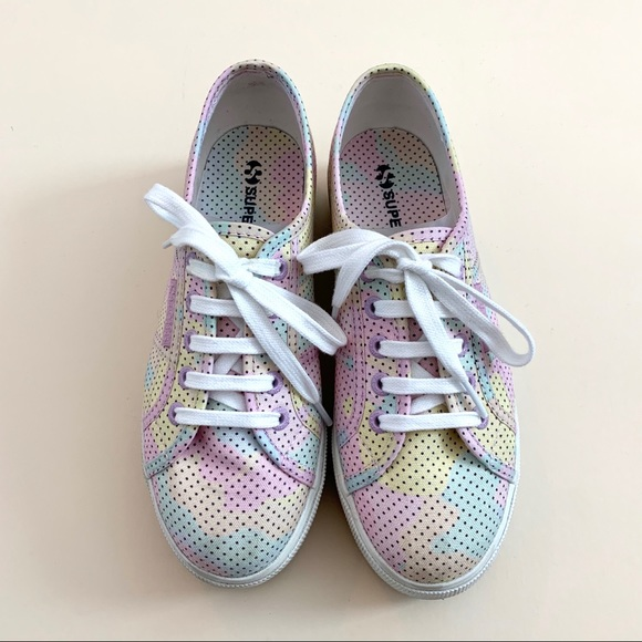 Superga Shoes - Platform Superga
